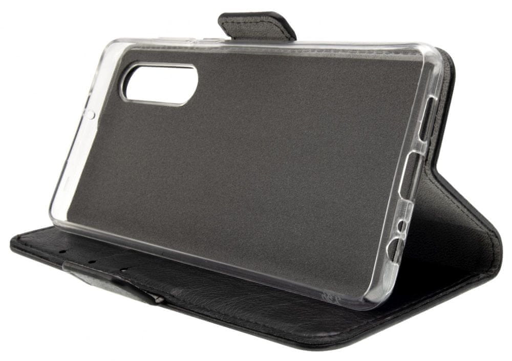 FIXED Pouzdro typu kniha Opus New Edition pro Nokia 5.3 FIXOP2-538-BK, černé