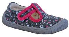 Protetika Lány barefoot papucs Kirby 72021, 24, szürke