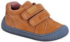 Protetika dětská kotníčková barefoot obuv Lars 72021 24 hnědá