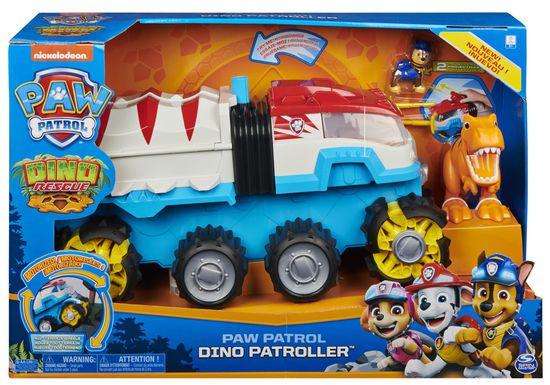 Spin Master Mancs őrjárat - Dino nagy terepjáró teherautó