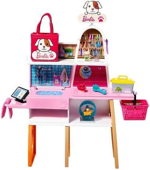 Mattel Barbie Trgovina za živali