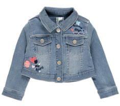Boboli dekliška jakna iz jeansa 212140, 74, modra