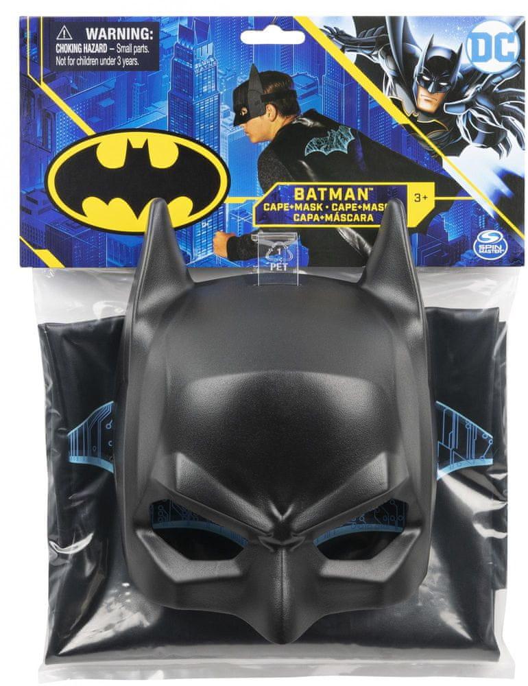 Spin Master Batman sada maska a plášť