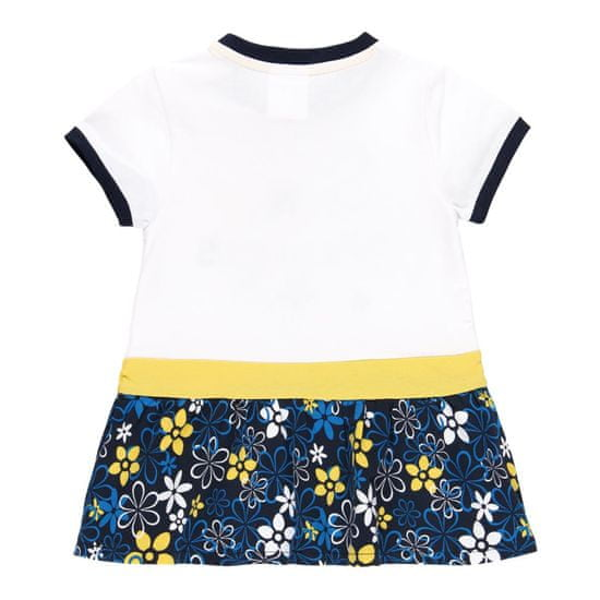 Boboli dekliška obleka z motivom cvetlic 202037