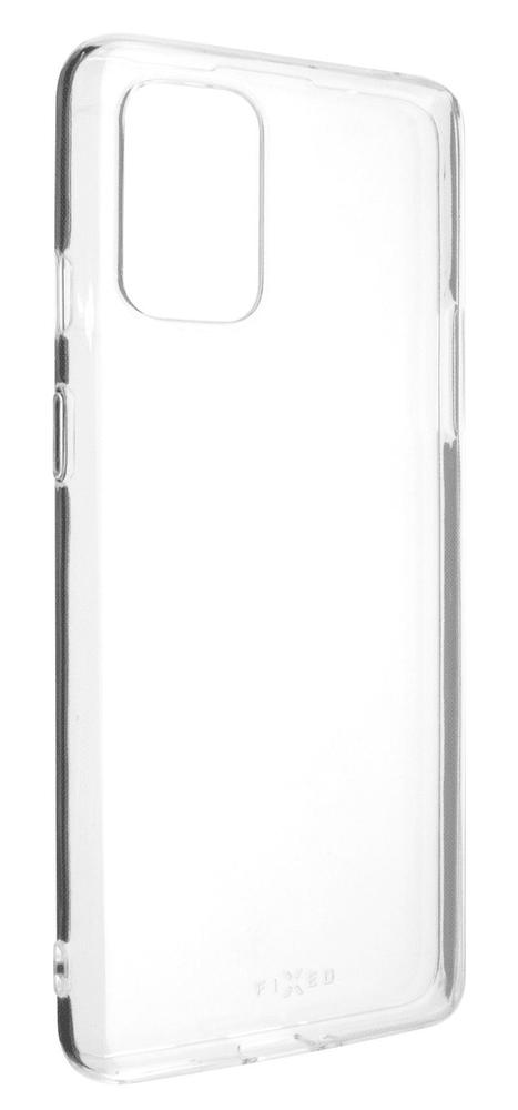 FIXED Ultratenké TPU gelové pouzdro Skin pro OnePlus 8T, 0,6 mm FIXTCS-634, čiré