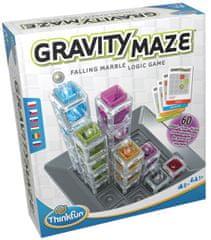 ThinkFun Gravity Maze Társasjáték - Magyar nyelvű