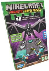 ThinkFun Minecraft Magnetic Travel Puzzle
