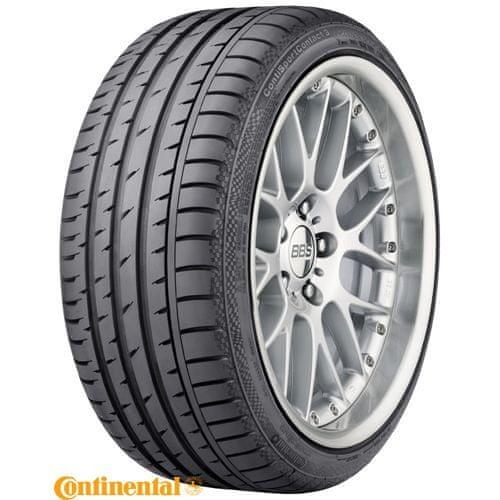 Continental letne gume 245/45R19 98W FR SSR(RFT) * ContiSportContact 3