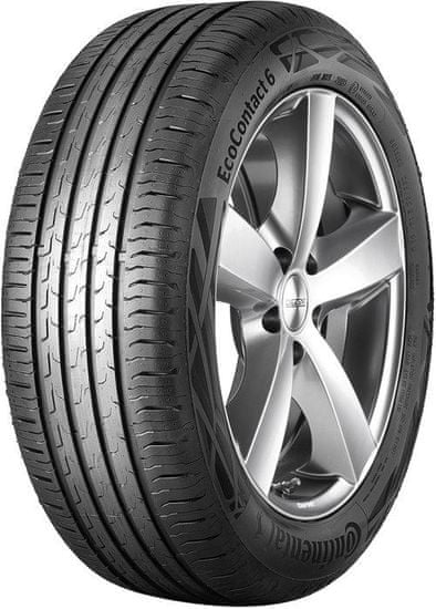 Continental letne gume 235/55R18 100W MO EcoContact 6