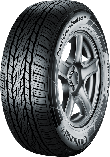 Continental letne gume 245/70R16 107H FR SUV ContiCrossContact LX 2