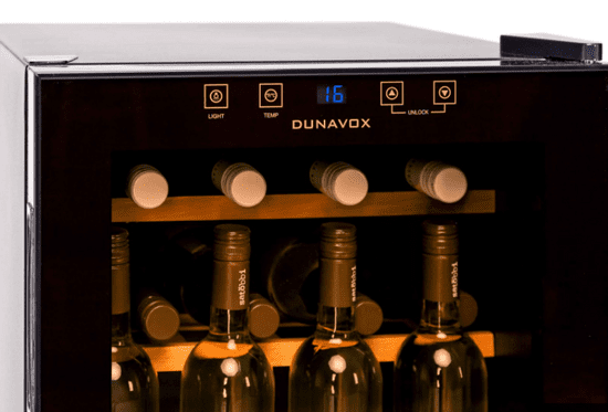 Dunavox DXFH-16.46 samostoječa vinska vitrina