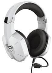 Trust GXT 323W Carus gaming slušalke za PS5