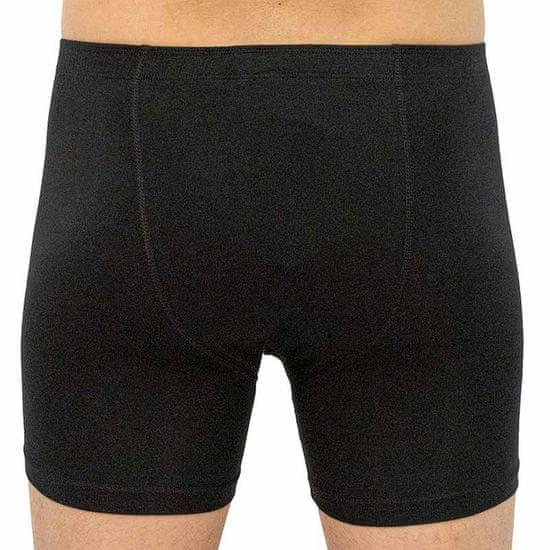 Gino Pánské boxerky černé (74128)