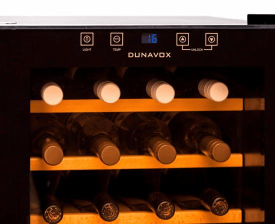 Dunavox DXFH-28.88 samostoječa vinska vitrina