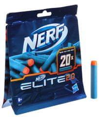 Nerf Elite 2.0 20 náhradních šipek