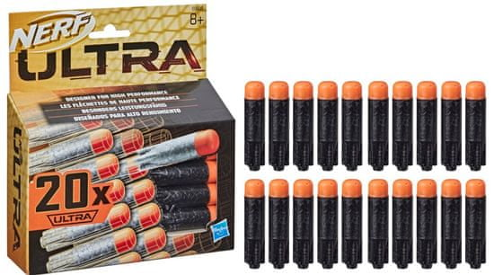 Nerf puščice ULTRA, 20 kosov
