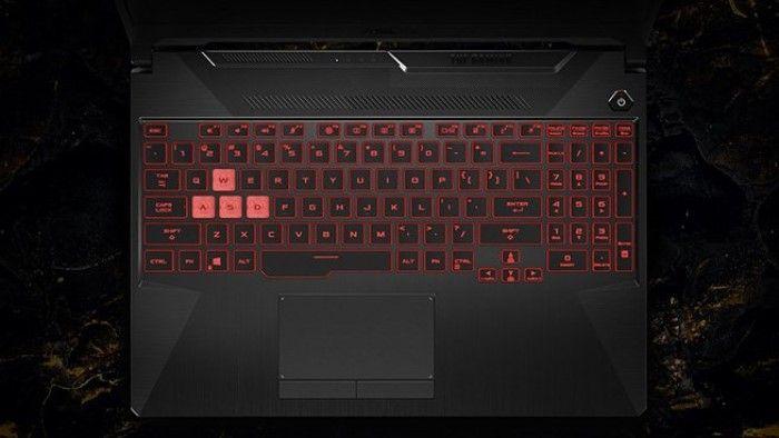 Herný notebook ASUS TUF Gaming F15 15,6 palcov