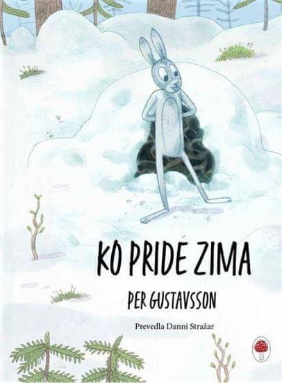 Per Gustavsson: Ko pride zima, trda vezava