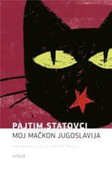 Pajtim Statovci: Moj mačkon Jugoslavija, trda vezava