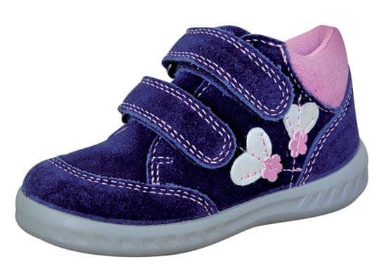 Protetika lány egész éves cipő RORY navy
