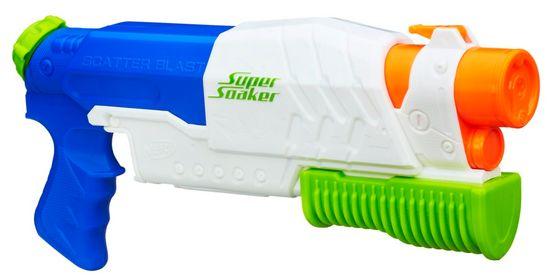 NERF pistolet Super Soaker Scatterblast