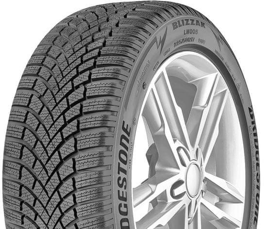 Bridgestone Blizzak LM005 255/55 R18 109V XL FP M+S 3PMSF