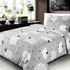 Top textile Mikroflannel Len - Owca