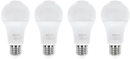 Retlux REL 23 LED A60 4x12 W E27 WW