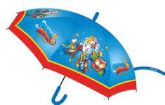 """Eplusm Parasol automatyczny """"Super Zing"""" - niebieki"""