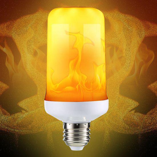 Alum online LED žiarovka s efektom plameňa - HYO-2