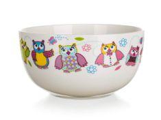 Banquet Miska OWLS 13cm (Veselé sovičky)