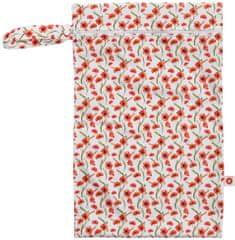 XKKO Nepremokavé vrecúško Veľkosť M - Red Poppies