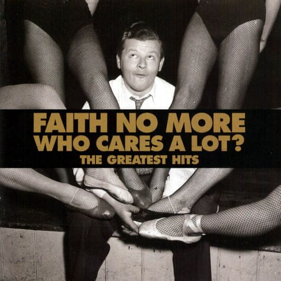 Faith No More: Who Cares A Lot? - The Greatest Hits (Coloured) (2x LP) - LP