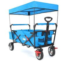 Fuxtec Skládací vozík CT-500-T