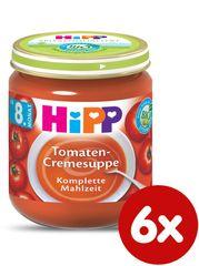 HiPP BIO Krémová polévka rajčatová 6x200g