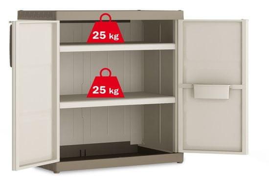 KETER EXCELLENCE LOW XL skříňka 9681