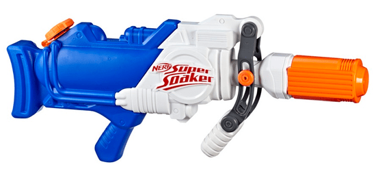 NERF Blaster Super Soaker Hydra