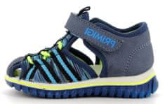 Primigi fantovski sandali 7377311, 20, temno modri