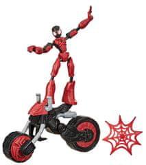 Spiderman figurka Bend and Flex Rider Spider-Man