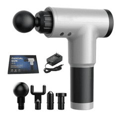 MaxPower Home masažna pištola za mišice, zaslon na dotik