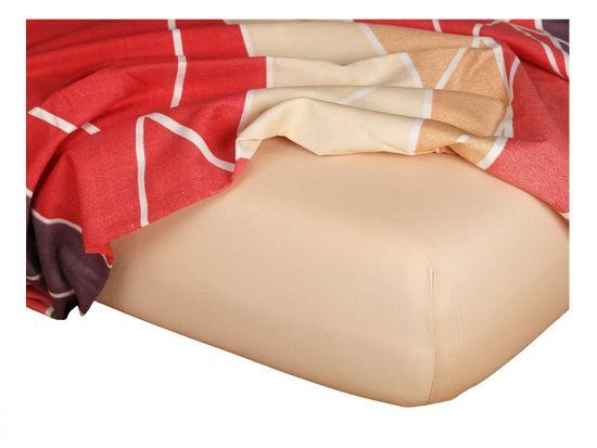 Dadka Jersey plachta medová 120x220x18 cm