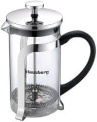 shumee KLAUSBERG Kávéfőző / Tea szorítóval 800ml KB-7153