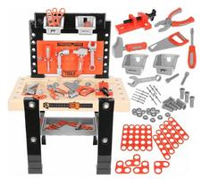 Otroška delovna miza XL, 65 dodatkov