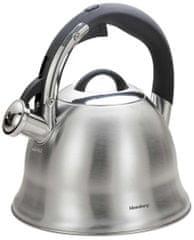 shumee 3-litrski grelnik vode s piščalko KLAUSBERG KB-7398