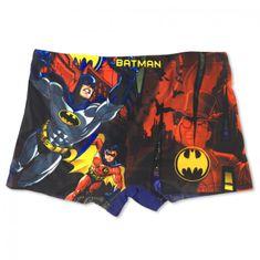 """SETINO Fantovske kopalne hlače """"Batman"""" - temno modra - 152 / 11–12 let"""