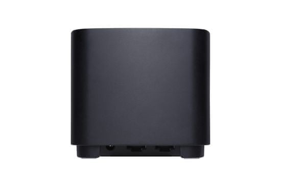 Asus ZenWiFi AX Mini XD4, 3 Pack Black mesh usmjerivač, Dual-Band WiFi 6, AX1800, crni