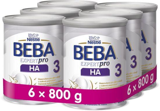 BEBA EXPERTpro HA 3 (6x800 g)
