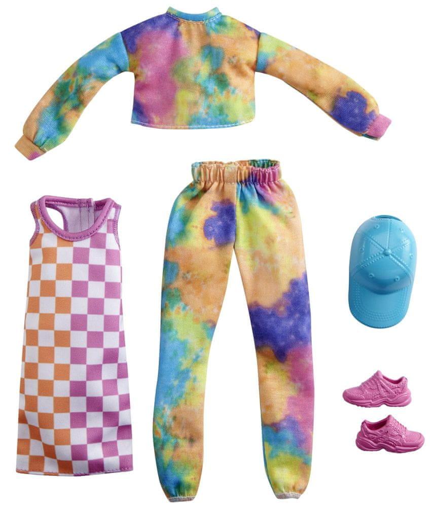 Mattel Barbie Oblečky 2 ks Batika