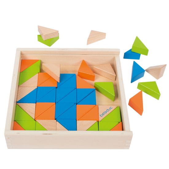 Beleduc Triagle box