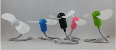 Windmill mini USB ventilator